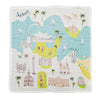 Muslin Swaddle in Sydney by Loulou Lollipop