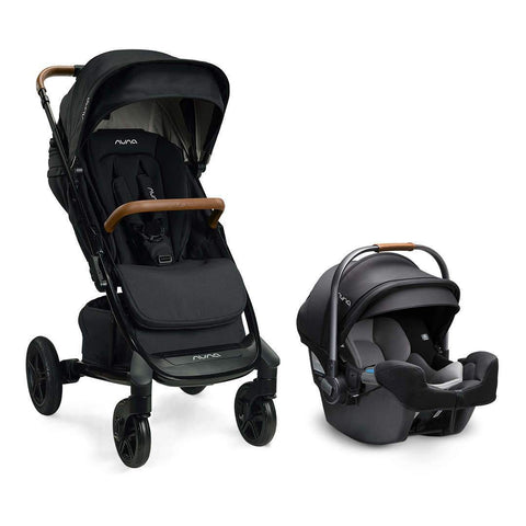 Nuna Tavo Next + Pipa RX Travel System in Caviar