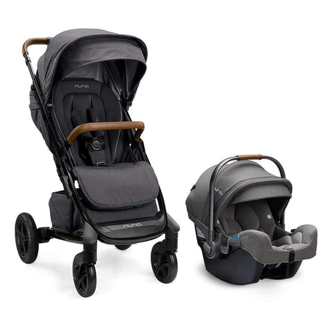 Nuna Tavo Next + Pipa RX Travel System in Granite