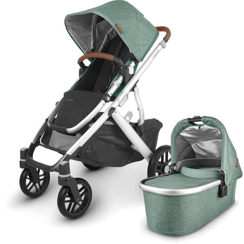 Vista V2 Stroller in Emmett by UPPAbaby