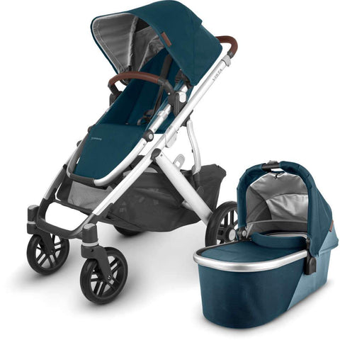 Vista V2 Stroller in Finn by UPPAbaby