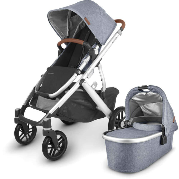 Vista V2 Stroller in Gregory by UPPAbaby
