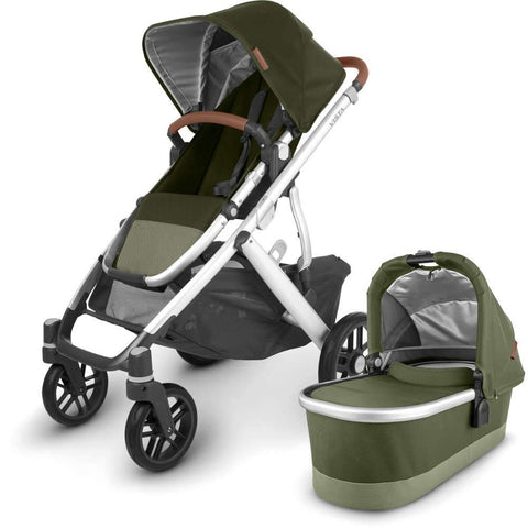 Vista V2 Stroller in Hazel by UPPAbaby
