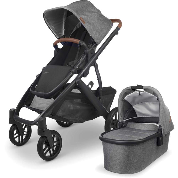 Vista V2 Stroller in Greyson by UPPAbaby