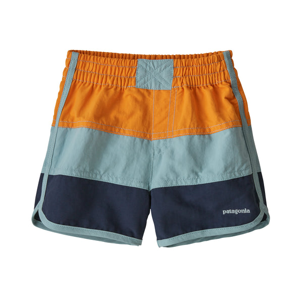Baby Boardshorts in Mango (MAN) by Patagonia