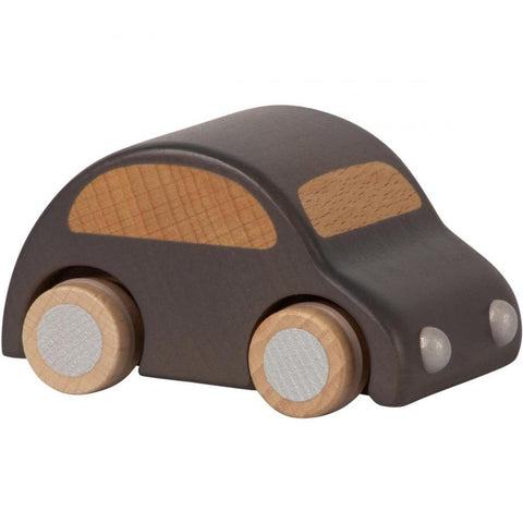 Anthracite Wooden Car by Maileg