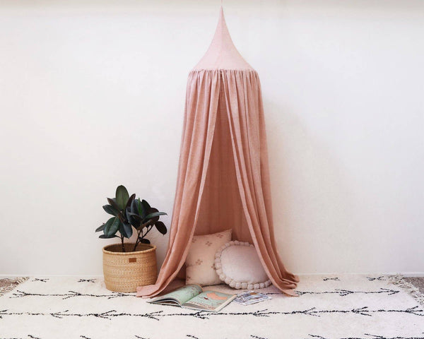 Kids Bed Canopy by Heddle & Lamm