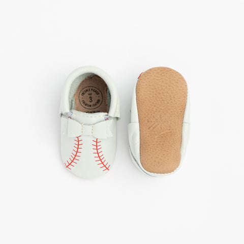 Bow Moccasins in First Pitch by Freshly Picked
