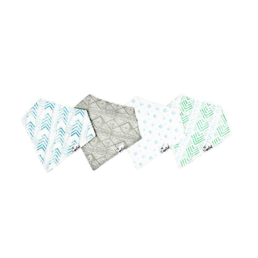 Baby Bandana Bibs in Jude Set