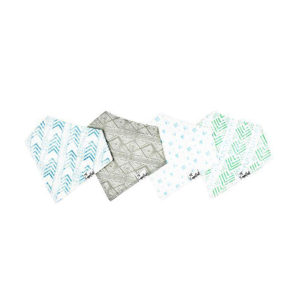 Baby Bandana Bibs in Jude Set by Copper Pearl