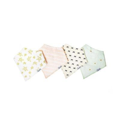 Baby Bandana Bibs in Paris Set by Copper Pearl