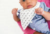 Baby Bandana Bibs in Tribe Set by Copper Pearl