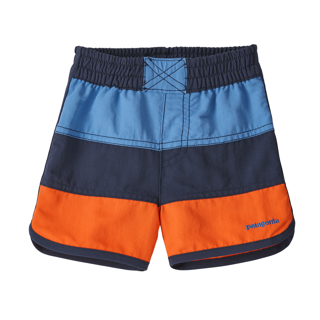 Baby Boardshorts in New Navy (NENA)