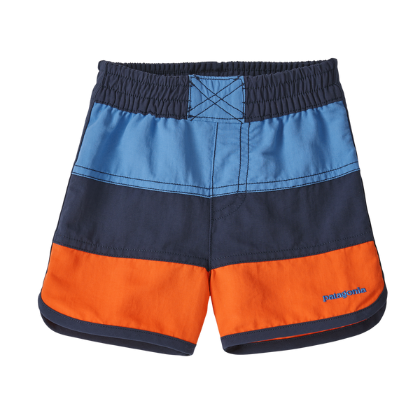 Baby Boardshorts in New Navy (NENA) by Patagonia