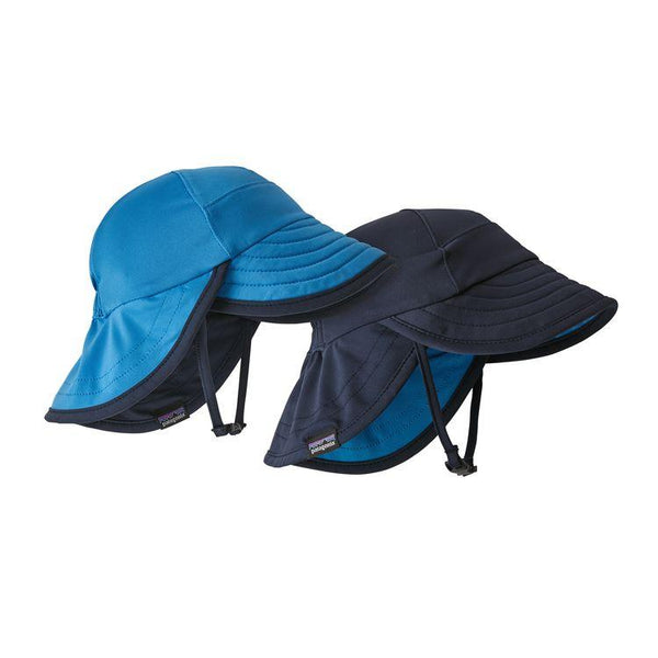Baby Reversible Cap in New Navy by Patagonia