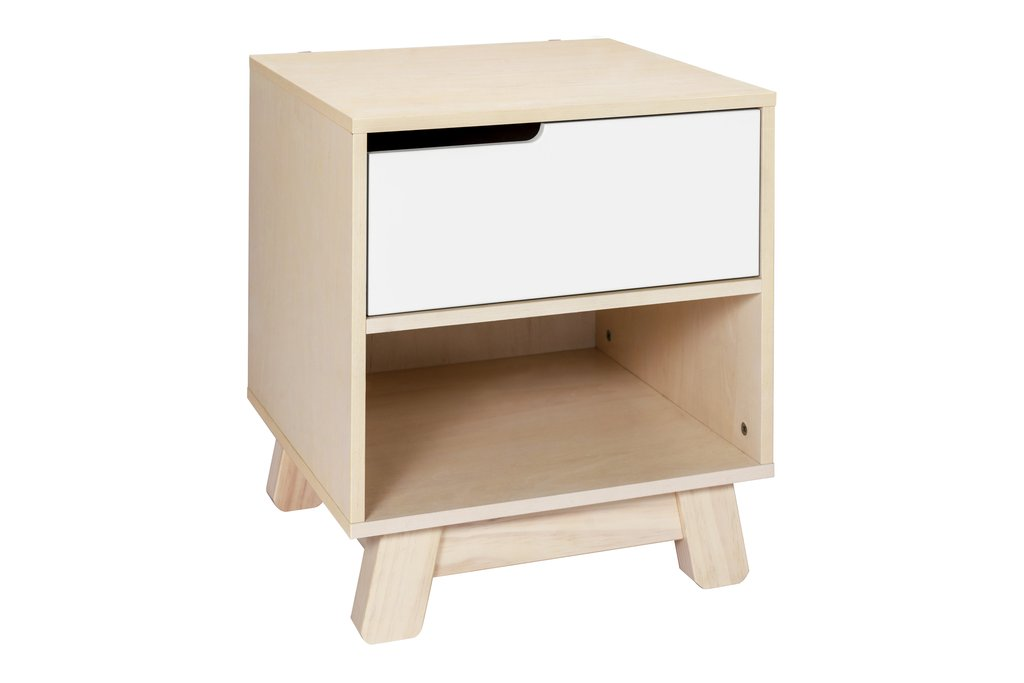 Hudson Nightstand with USB Port in a Variety of Colors