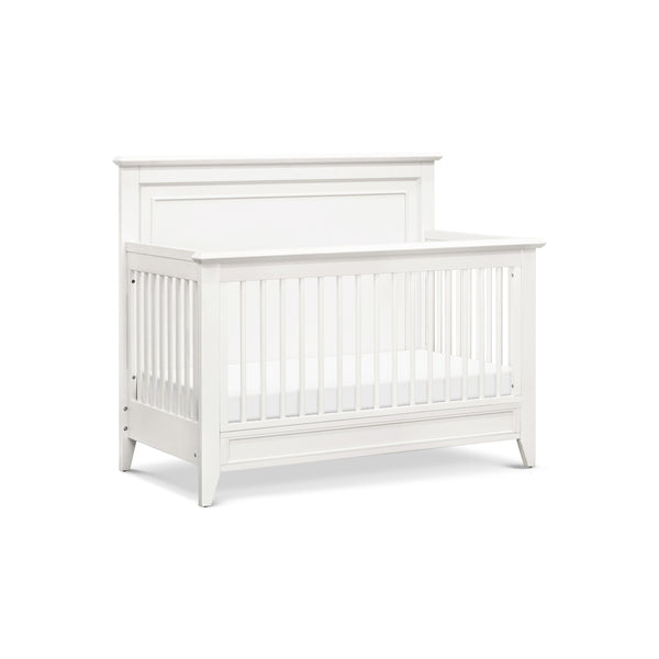 Beckett 4 in 1 Convertible Crib in Warm White