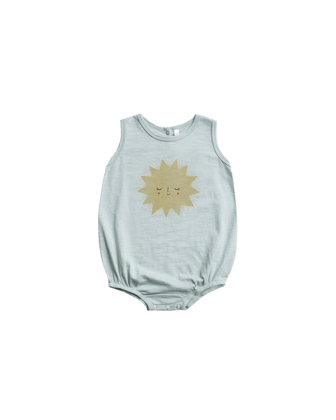 Bubble Onesie in Sun by Rylee + Cru