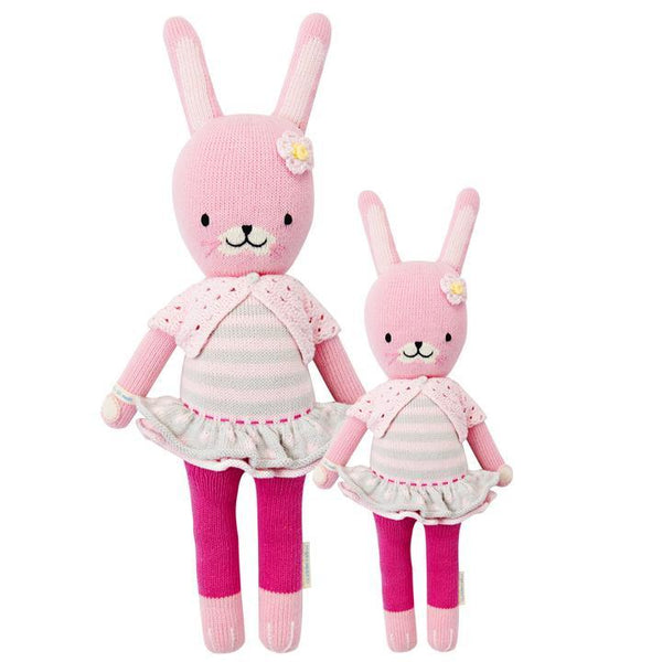 "Chloe The Bunny in Little 20"" by cuddle + kind"