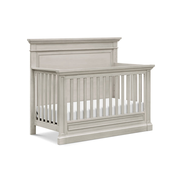 Claremont 4-in-1 Convertible Crib in London Fog