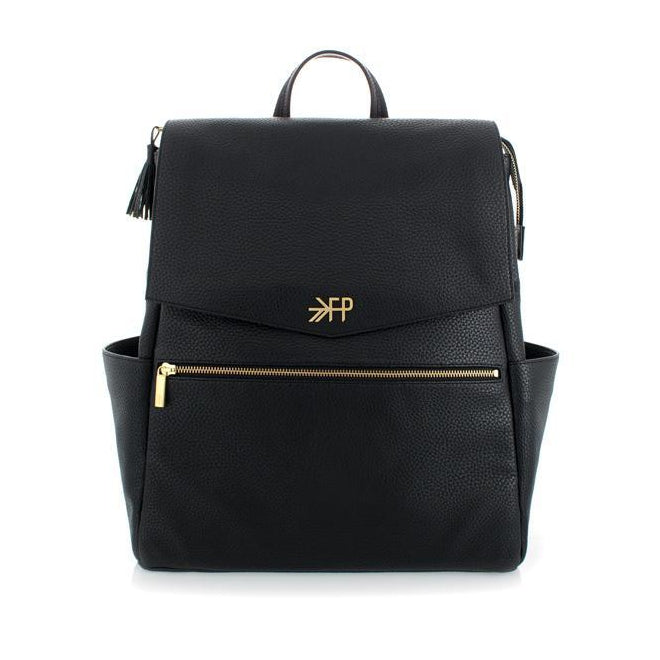 Classic Diaper Backpack in Ebony