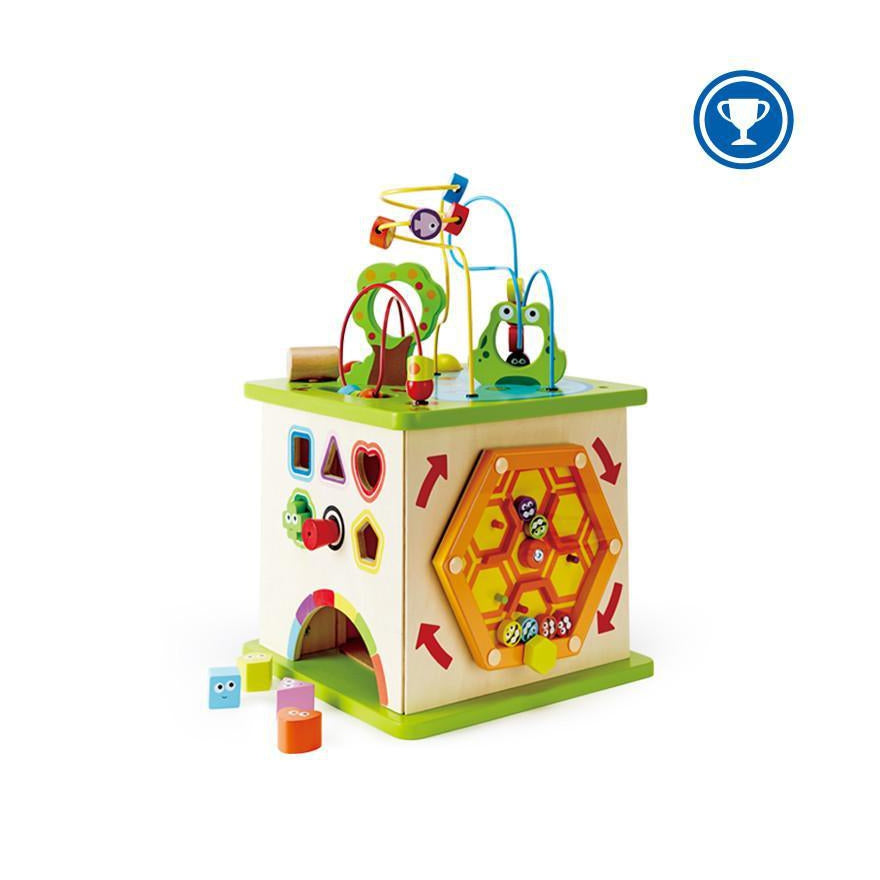 Country Critters Play Cube by Hape