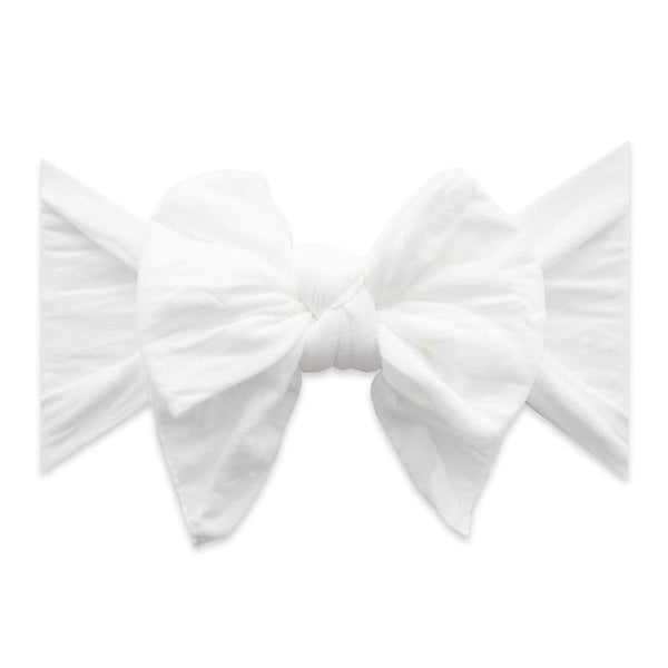 Dang Enormous Bow in White Dot