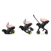 Doona Car Seat & Stroller in Blush Pink