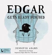 Edgar Gets Ready For Bed