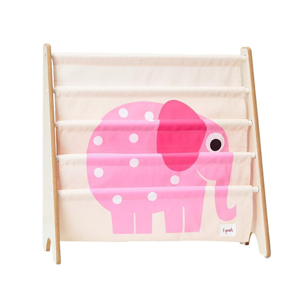 Elephant Book Rack by 3 Sprouts