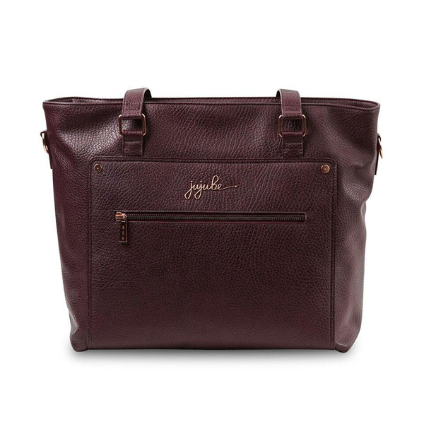 Everyday Tote in Plum