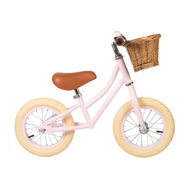 First Go! Balance Bike in Pink