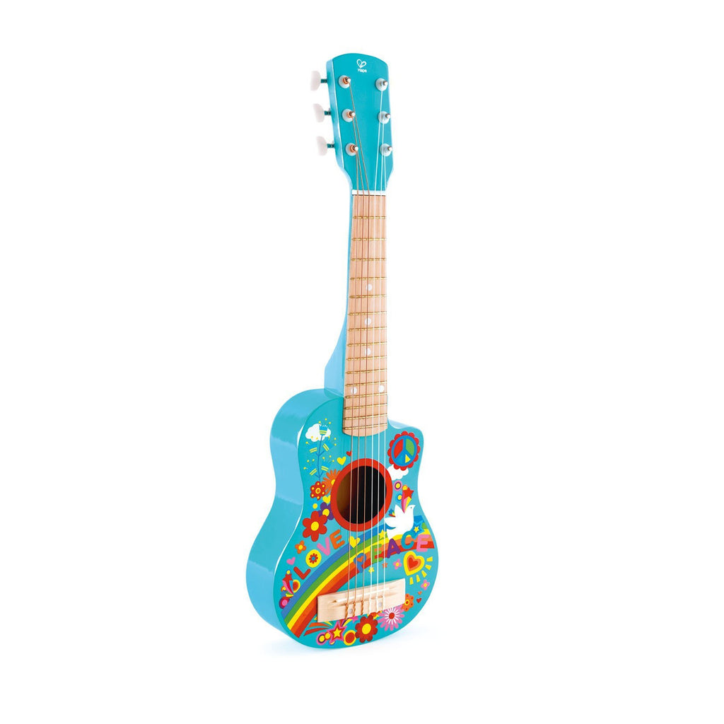 Flower Power Guitar by Hape