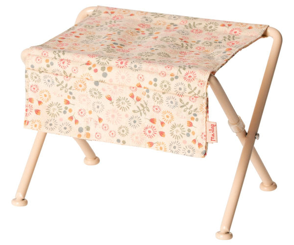 Nursery table in Natural Floral by Maileg