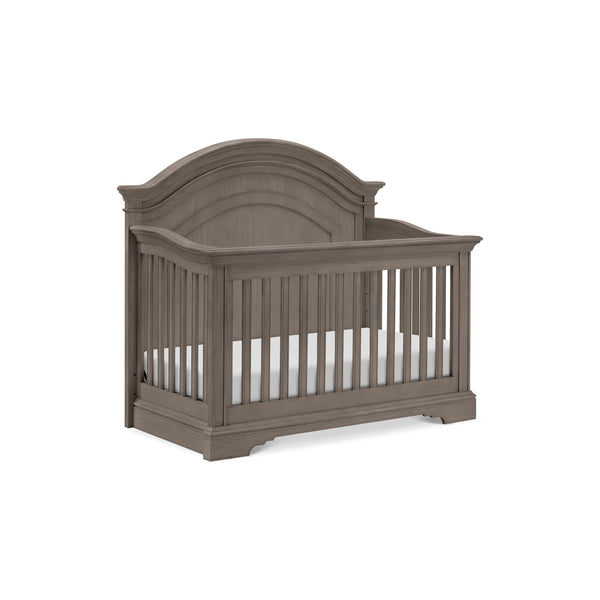 Holloway 4 in 1 Convertible Crib in French Roast