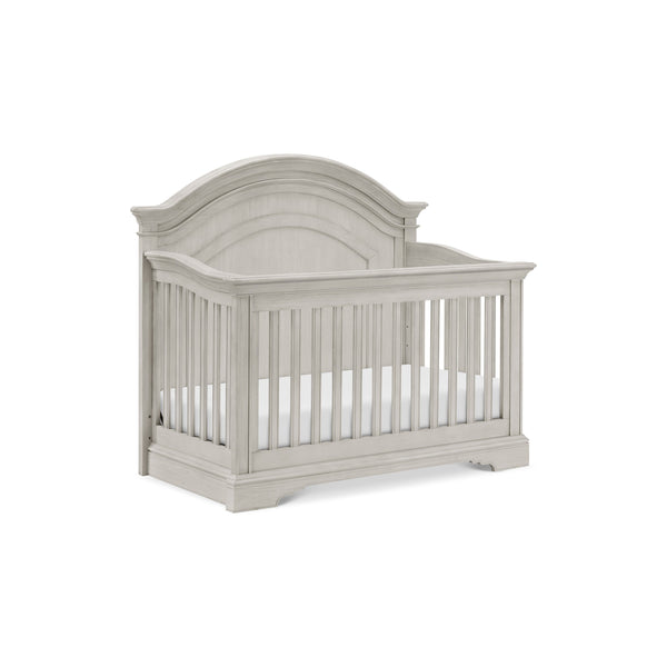 Holloway 4 in 1 Convertible Crib in London Fog