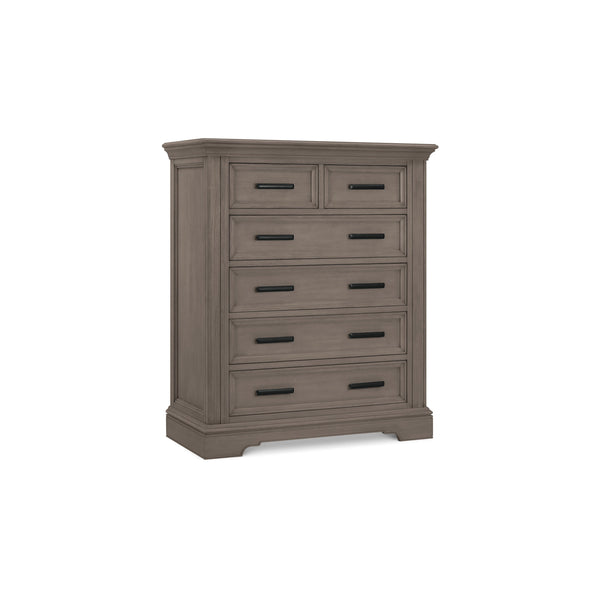 Holloway 6-Drawer Chest in French Roast