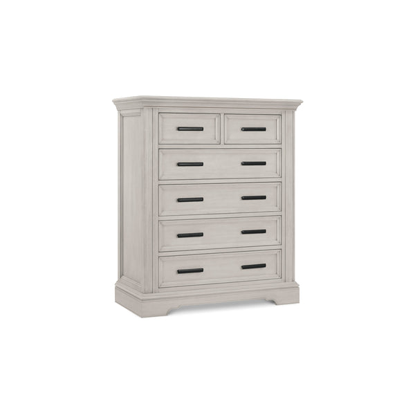 Holloway 6-Drawer Chest in London Fog
