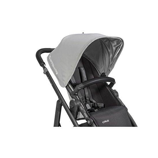 UPPAbaby Leather Bumper Bar Cover for VISTA, CRUZ, and RumbleSeat (2015 - LATER) in Black