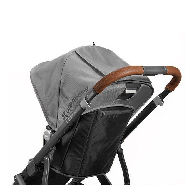 UPPAbaby Leather Handle Bar Cover for VISTA in Saddle
