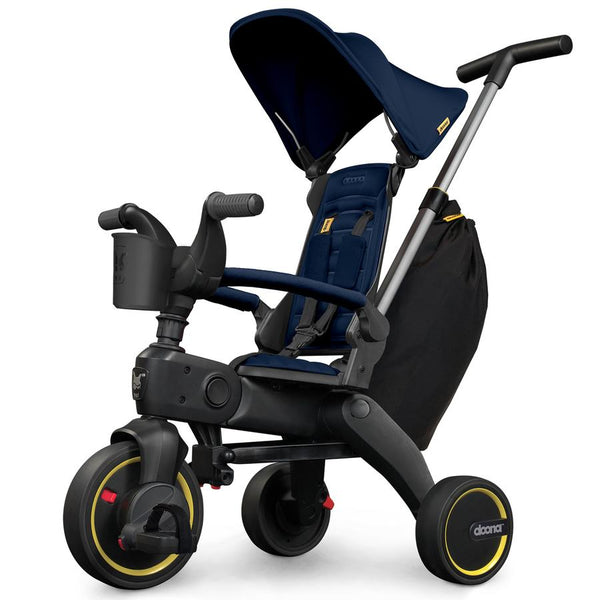 Liki Trike S3 in Royal Blue by Doona