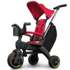 Liki Trike S3 in Flame Red by Doona