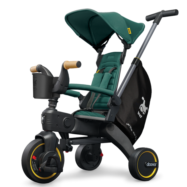 Liki Trike S5 in Racing Green by Doona