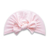 Knot Turban in Seashell by Baby Bling
