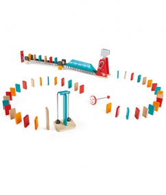 Mighty Hammer Domino by Hape