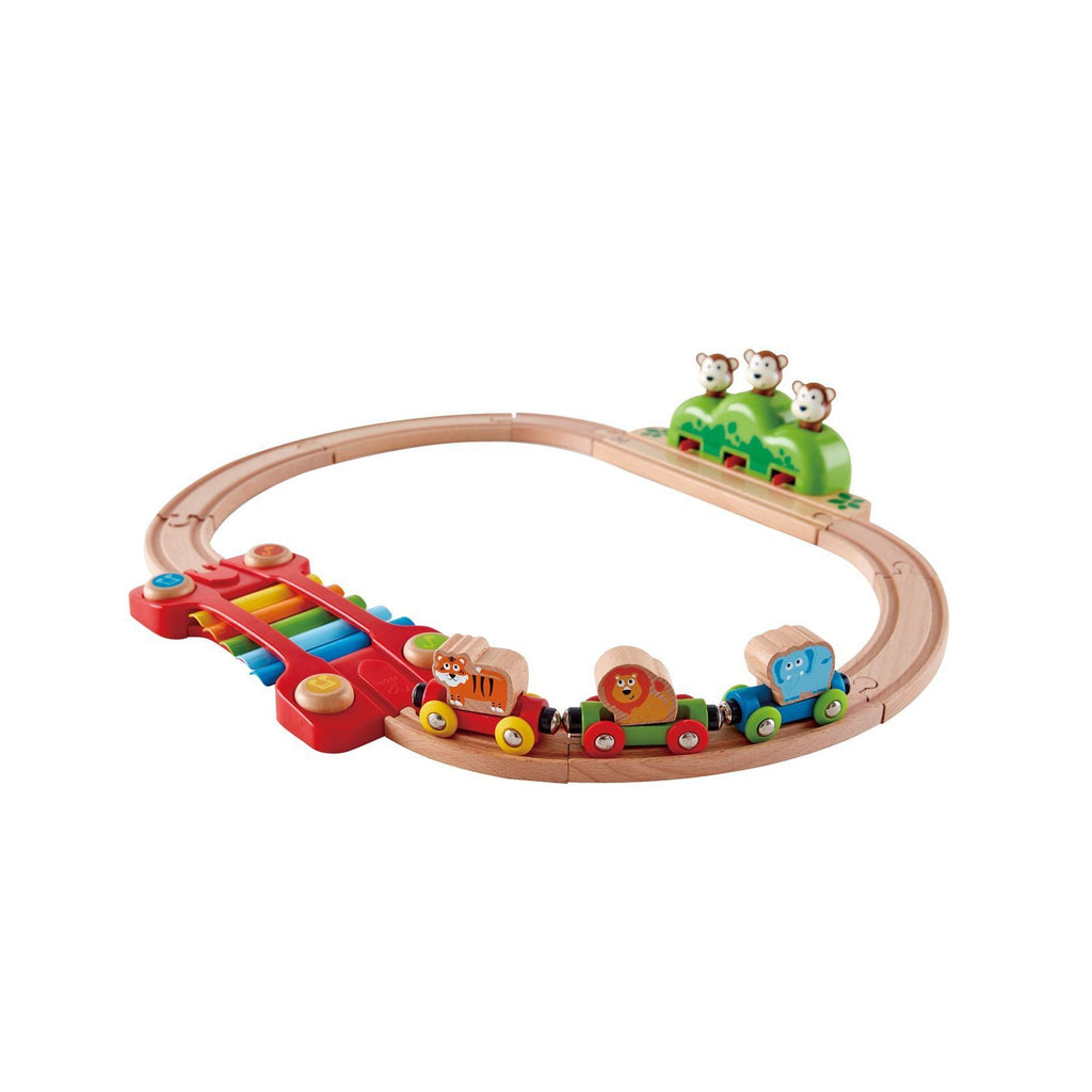 Music and Monkeys Railway by Hape