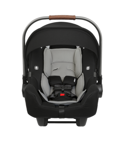Nuna PIPA™ Infant Car Seat in Caviar