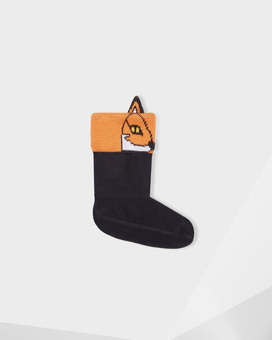 Original Kids Boot Socks in Cheeky Fox Cuff