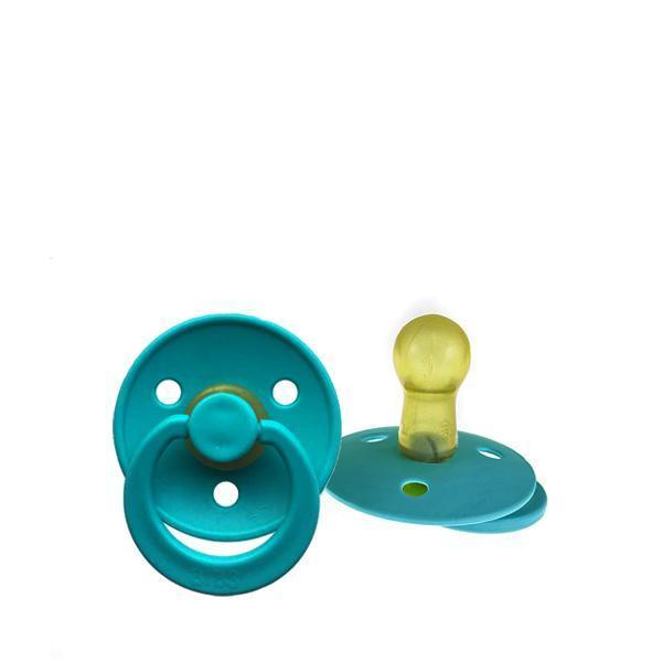 Pacifier in Dark Teal