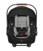 BABYZEN YOYO² Travel System with Newborn & Toddler Color Pack Fabric Set in Black with Black Frame